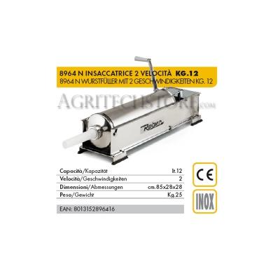 Sausage Filling Reber 8964 N KG.12