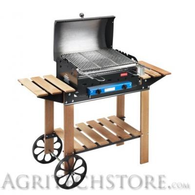ROCCIA LEGNO Barbecue Ferraboli Art. 052