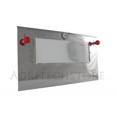 Glass panel for rotisserie Brescia 100 cm. A513