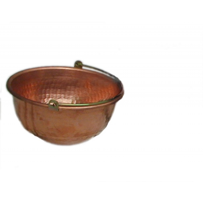 Replacement copper pot K9