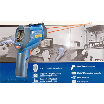 Laser Infrared Thermometer professional CK 9860