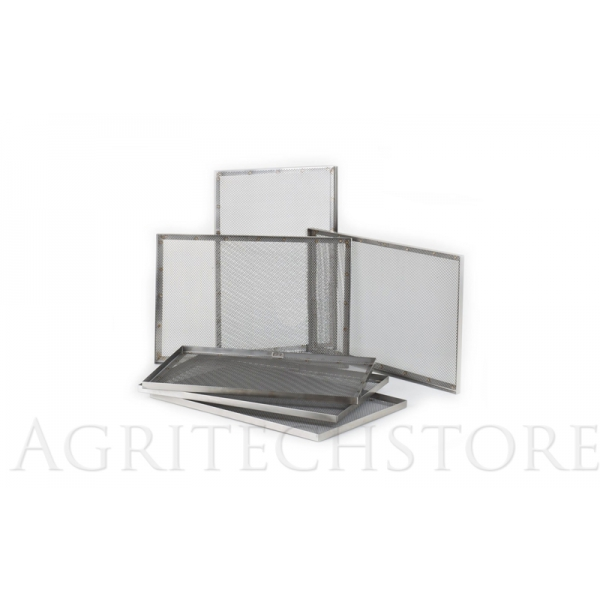 Kit 6 stainless steel baskets CEB12