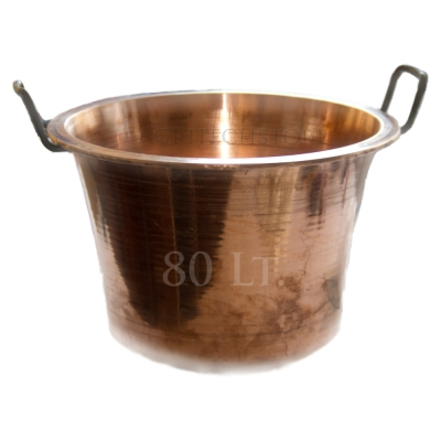 Cauldron - Caldera Copper 80 Liters