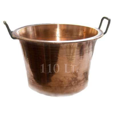 Cauldron - Caldera Copper 110 Liters