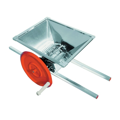 Crusher Baby FRUTTA Box made in stainless steel