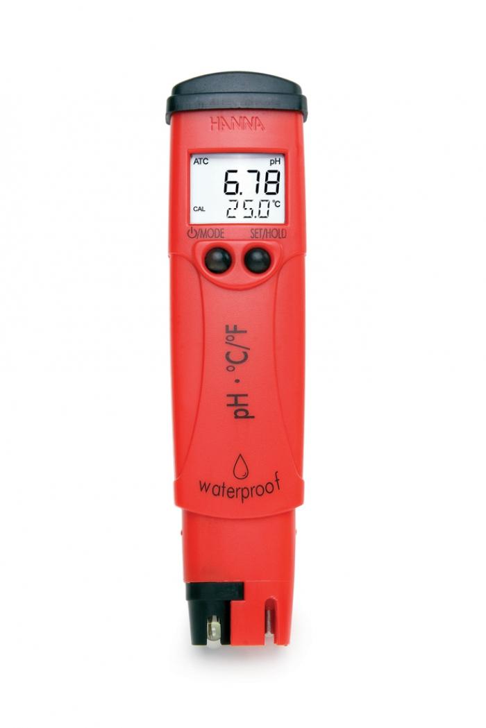 PH meter Hanna - HI 98128 Waterproof pHtester