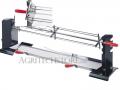 Enameled steel rotisserie Inches. 100-ART. 552