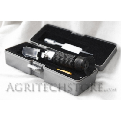 Refractometer for optical oil ND-4