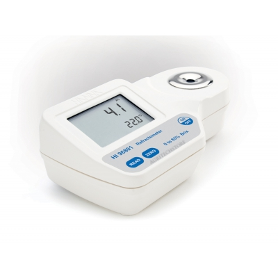 Digital refractometer 0-85% Brix HI 96801