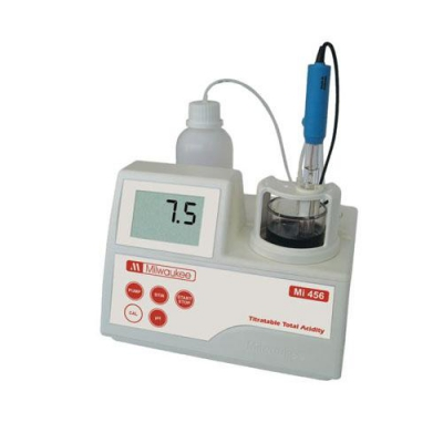 Acidity Mini Titrator for 'Total Mi456