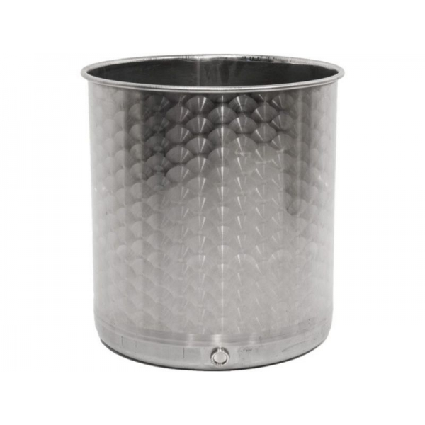 Container Stainless steel 50 liter