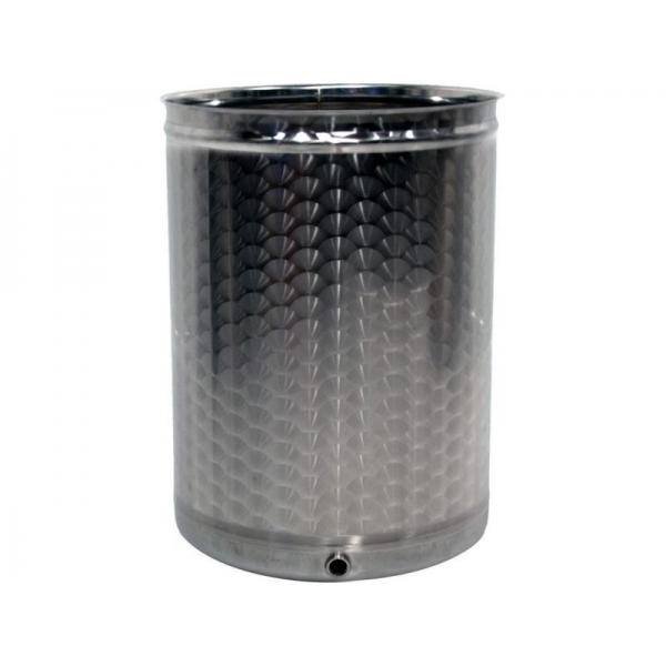 Container Stainless steel 65 liter