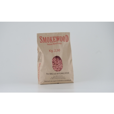 Pressed for chipping Smoker 1 Kg