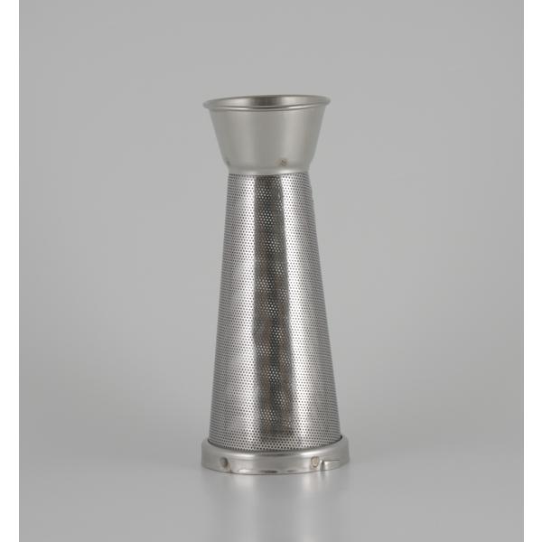 Cone filter Inox N5 5303NP Holes 1,1 ca.