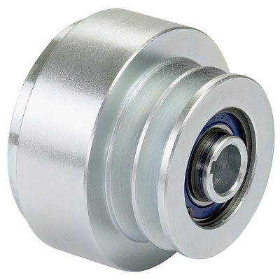 Centrifugal clutch pulley diameter 95 mm. A throat