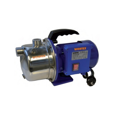 Electric Pump Jet self-priming stainless steel GWX 800