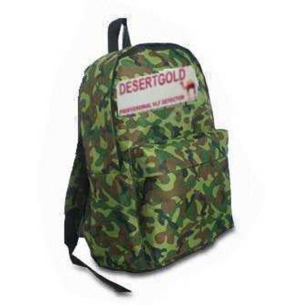 Tactical backpack mimetic Desertgold