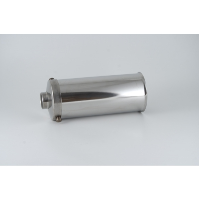 Stainless steel pipe for bagging Reber 3 Kg