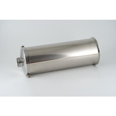 Stainless steel pipe for bagging Reber 12 Kg