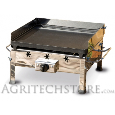 Ferraboli Plancha grill Stainless Gas