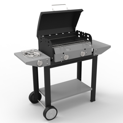 Barbecue Top inox Ferraboli