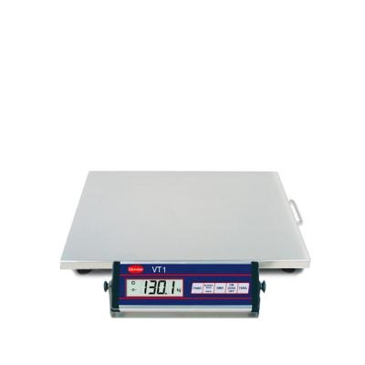 Libra VT1 60/150 kg. INOX in stainless steel - Capacity 150 Kg.
