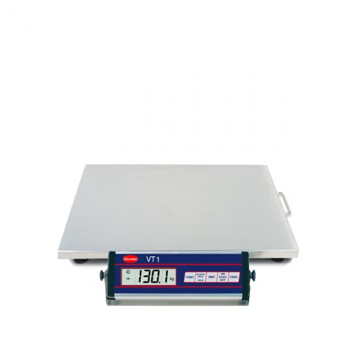 Libra V1 30/60 Kg.INOX entirely of stainless steel - Capacity 60 Kg.