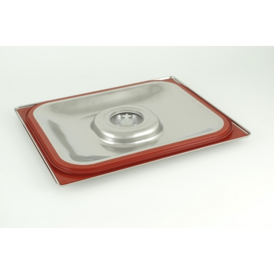 Stainless steel cover for 1/2 Gastronorm Vacuum cooking
