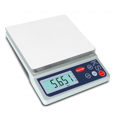 Scale Table Inox Capacity 6 Kg KS 6000