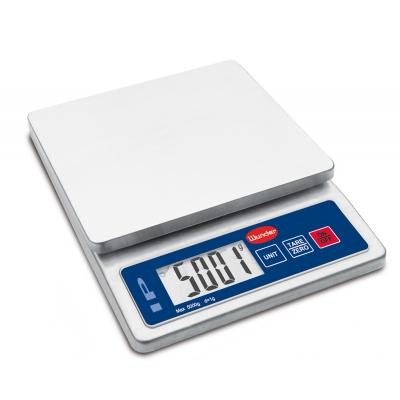 Libra Multipurpose Compact Inox Capacity 5 Kg.