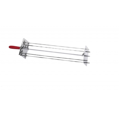 Sunburst satellite Rotisserie 4 Lance 70 cm. 0546 + Auction