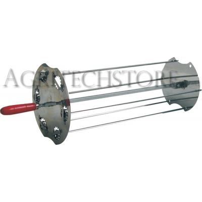 Sunburst satellite Rotisserie cm. 100 0532 + auction