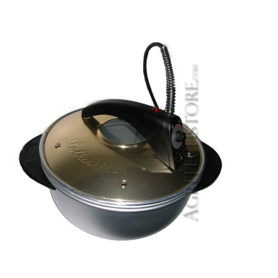 Electric Oven Petronilla Gold
