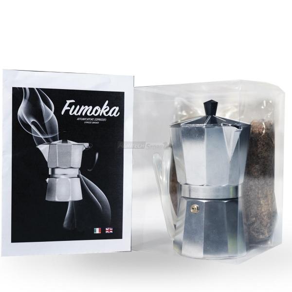 Food Smoker Fumetto