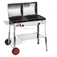 STEREO STAINLESS STEEL Barbecue