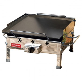Ferraboli Plancha grill Stainless Gas