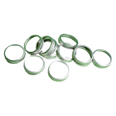 12 pack rings for glass jars vacuum
