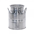 Stainless steel container for Milan oil