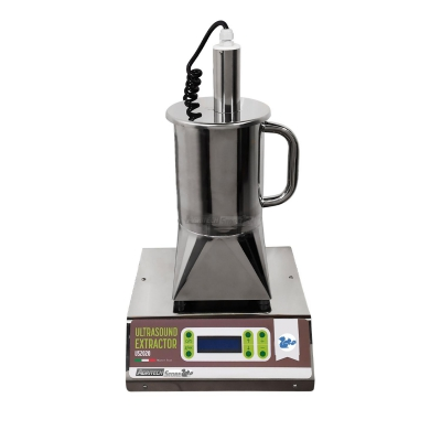 2 liter ultrasonic extractor with display