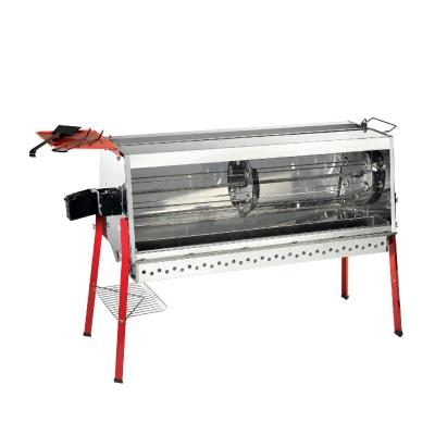 Rotisserie Ferraboli Art.544 Stainless Steel Inches. 120 cm.