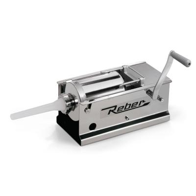 Reber stainless steel bagging machine at 2 speeds 8966 N * 3 Kg.