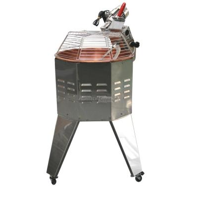 Ferraboli mixer, 15 kg. Copper