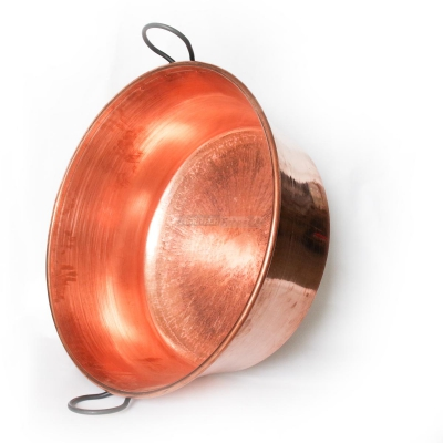 250 Liter Copper Pot Special Diameter Height 1/2