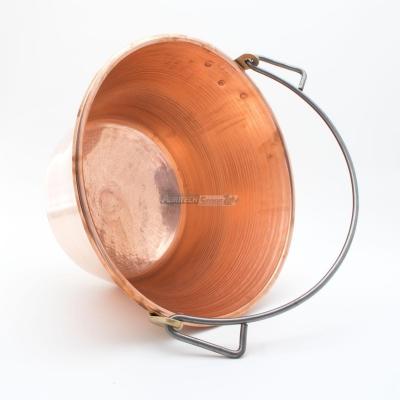 Copper pot 40 liters