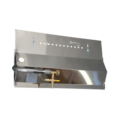 Panel Gas Roaster 70 cm 6 Lance