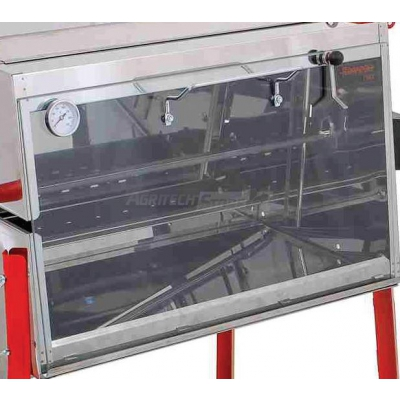 Glass panel for rotisserie Brescia 70 cm. A511