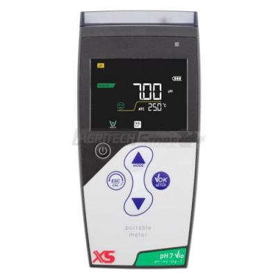 Portable pH meter pH7 + DHS Kit - Non-DHS electrode