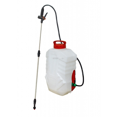 Electric pump for spraying and weeding 18V - 2.2 Ah - 16 liters