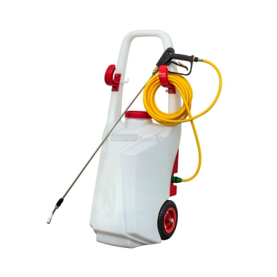 Electric pump for spraying and weeding 18V - 2.2 Ah - 40 liters
