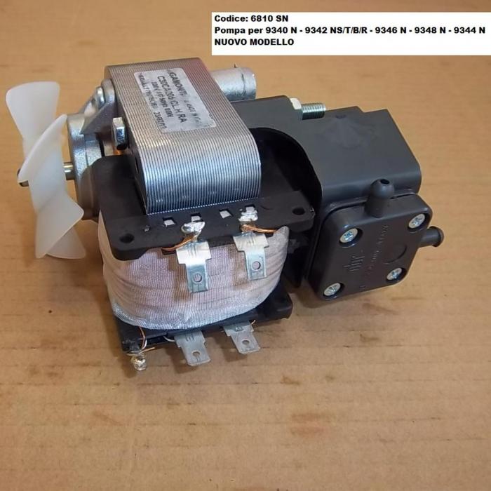 Salvaspesa EUP vacuum pump